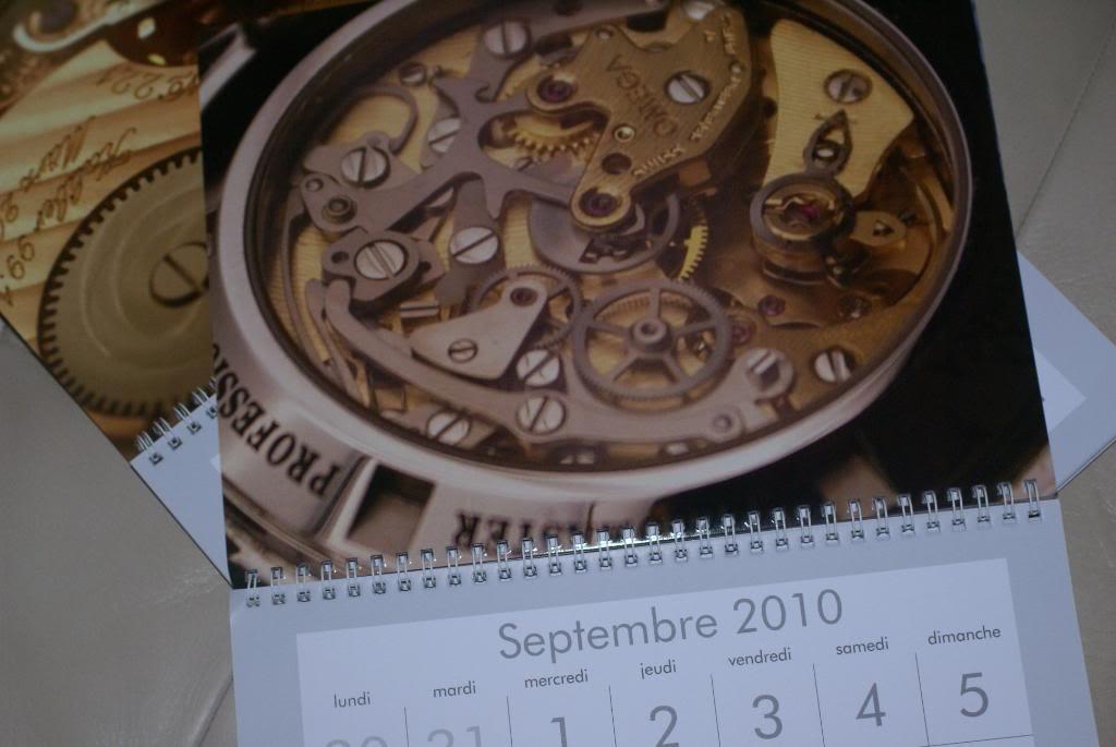 Mon calendrier 2010 personnalisé est arrivé ! DSC01298