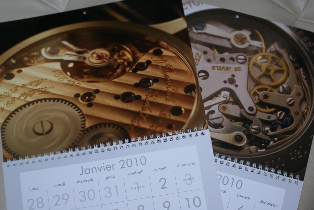 Mon calendrier 2010 personnalisé est arrivé ! DSC01299