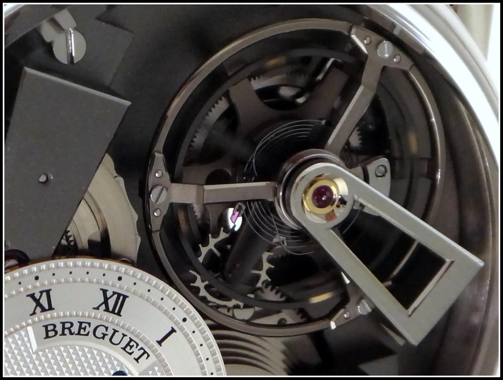 Essai Breguet Tradition Tourbillon - Chaîne Fusée DSC03587