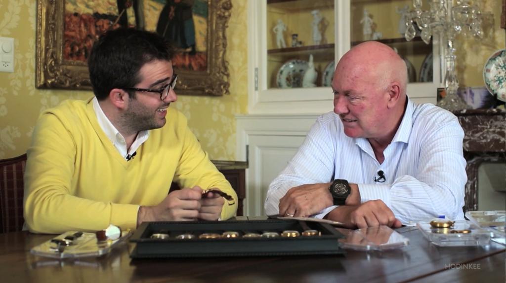 Hodinkee : Interview de Jean-Claude Biver Photo1-1