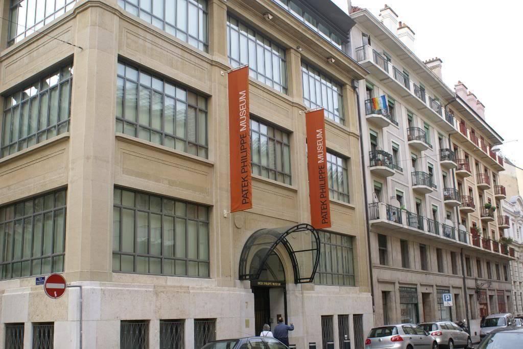 Journée FAM sur Genève : les photos [Musée Patek/Breguet/Vintage/... inside] DSC00469