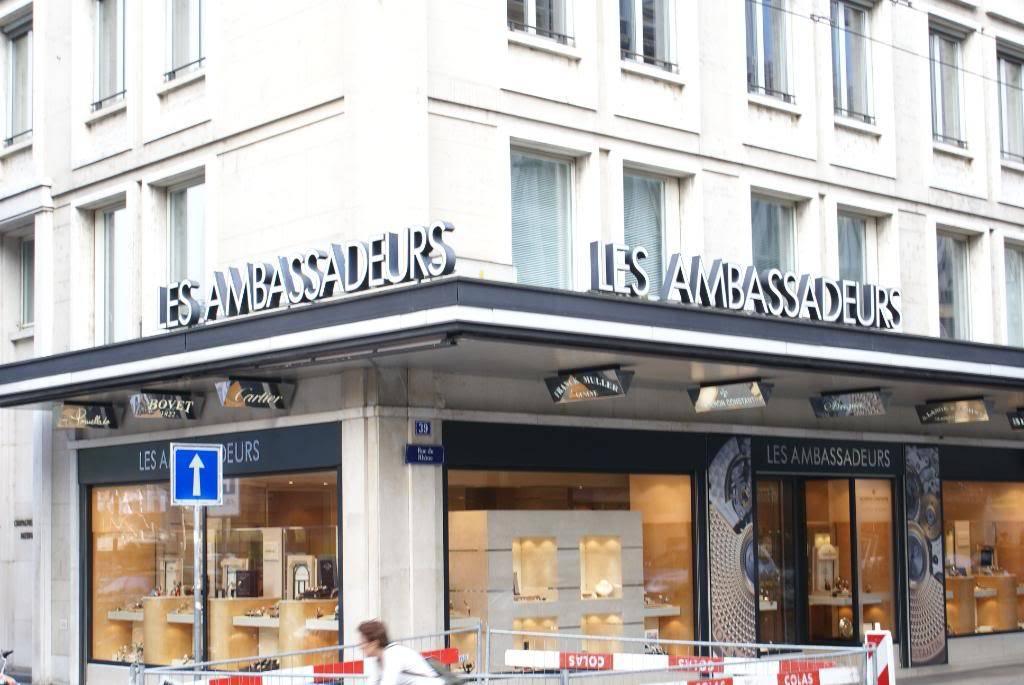 Journée FAM sur Genève : les photos [Musée Patek/Breguet/Vintage/... inside] DSC00726