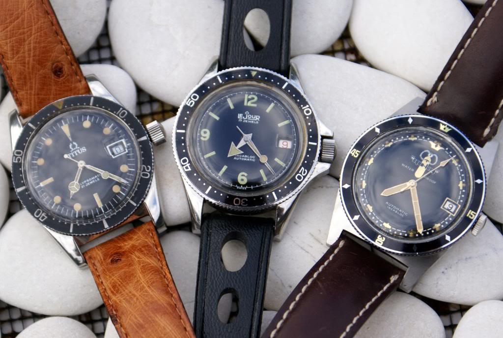 Enicar - Et si on faisait un Feu de plongeuses vintages ? DSC01528