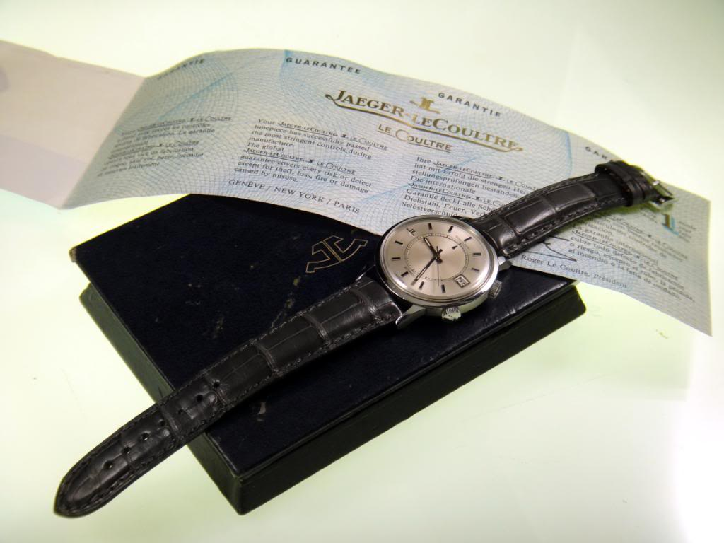 Jaeger LeCoultre Memovox Speedbeat E875 DSC00634