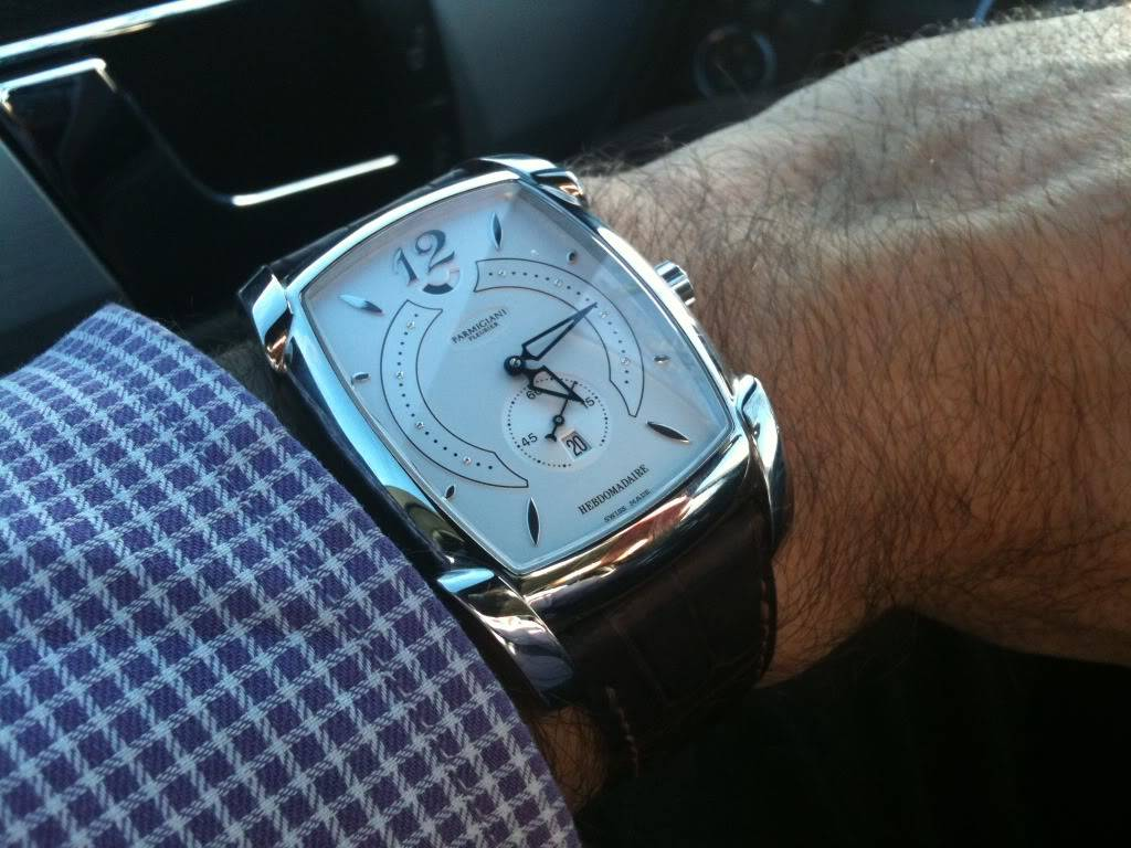 """La montre de mes """"futurs"""" 40 ans est arrivée [Parmigiani inside] 2df2dc3f"""