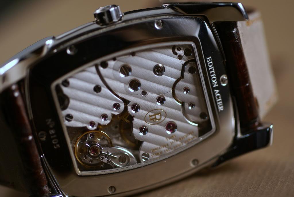 """La montre de mes """"futurs"""" 40 ans est arrivée [Parmigiani inside] DSC06389"""