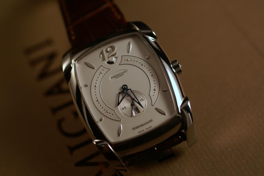 """La montre de mes """"futurs"""" 40 ans est arrivée [Parmigiani inside] DSC06401"""