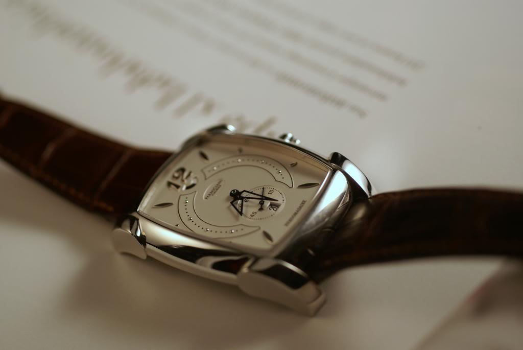 """La montre de mes """"futurs"""" 40 ans est arrivée [Parmigiani inside] DSC06406"""