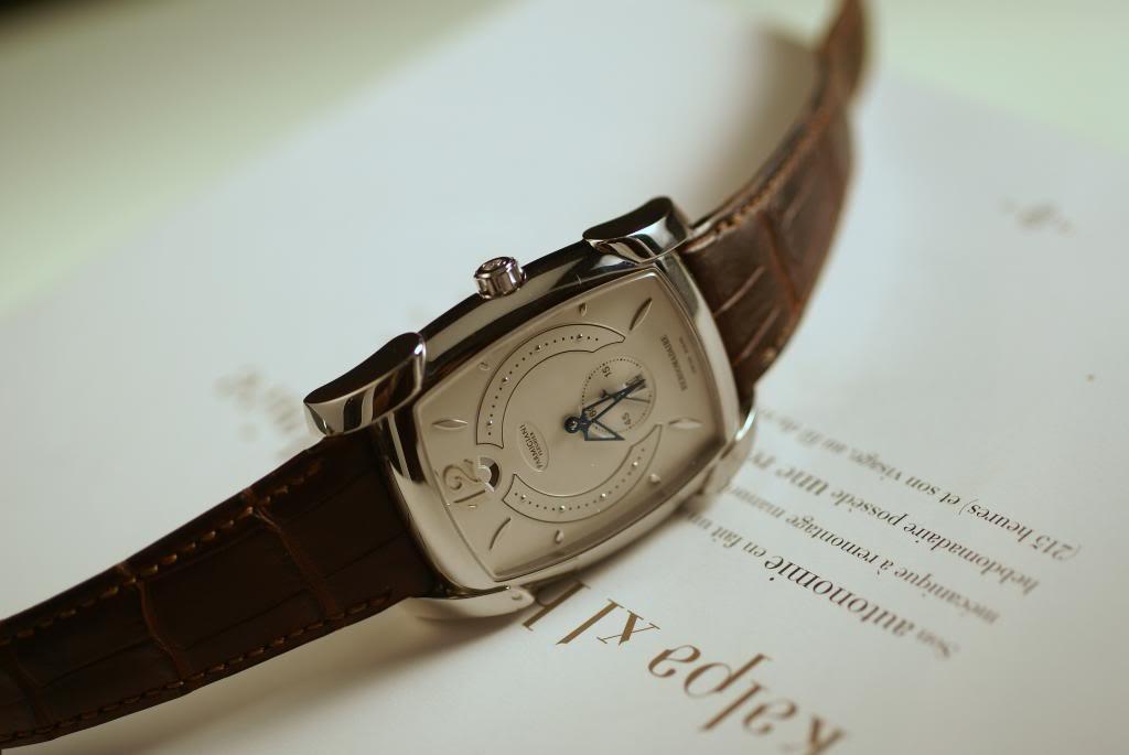 """La montre de mes """"futurs"""" 40 ans est arrivée [Parmigiani inside] DSC06408"""