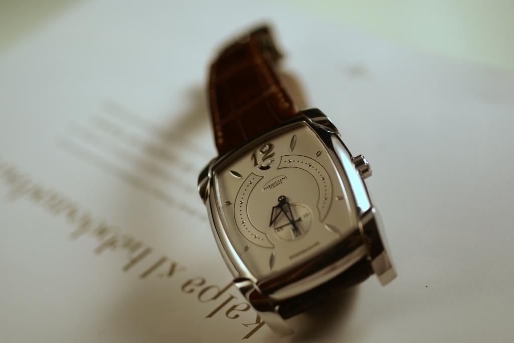 """La montre de mes """"futurs"""" 40 ans est arrivée [Parmigiani inside] DSC06409"""