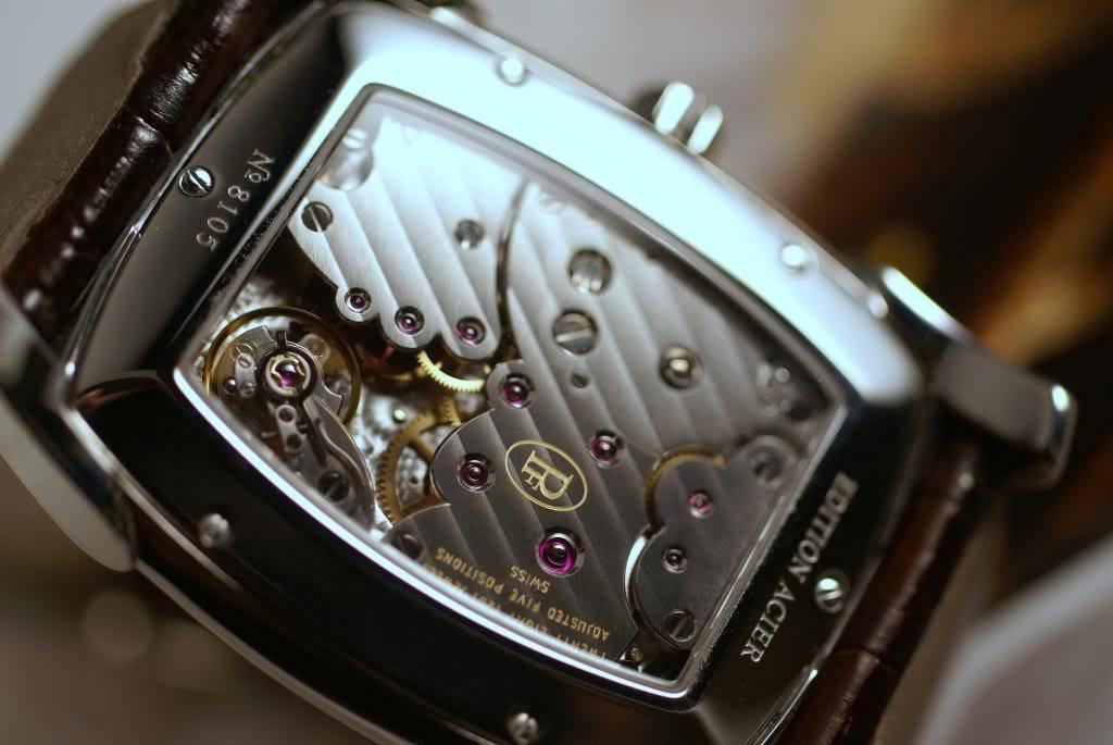 """La montre de mes """"futurs"""" 40 ans est arrivée [Parmigiani inside] DSC06425"""