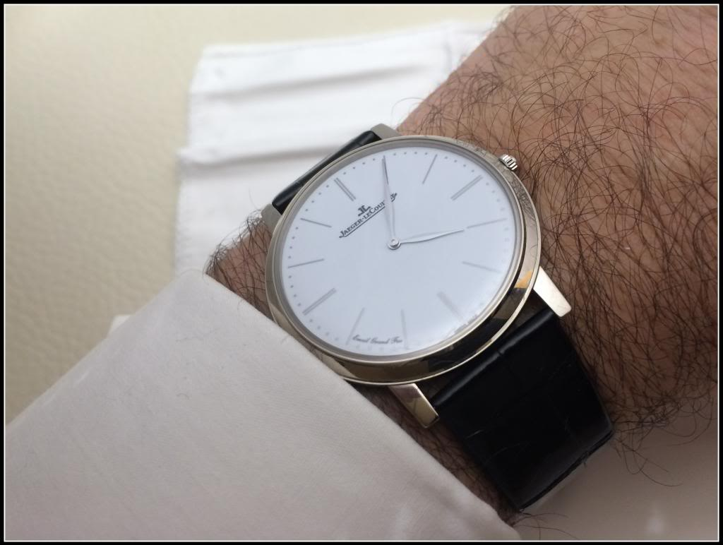 [SIHH 2014] Jaeger LeCoultre IMG_8279
