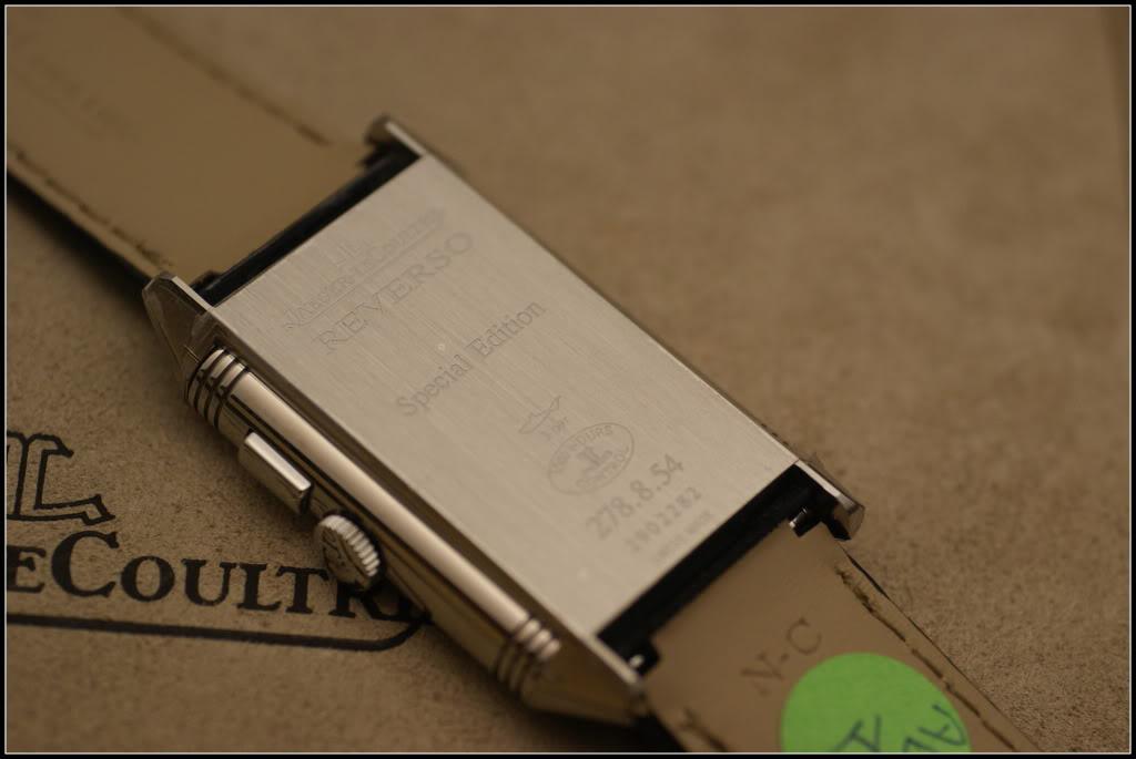 [SIHH2013] Reverso Ultra Thin Duoface Bleu (Edition Boutique) DSC01457
