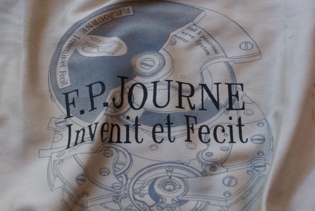 journe - Soirée à la boutique FP Journe Paris le 3 mai 2011 - Le reportage photos ! DSC09942