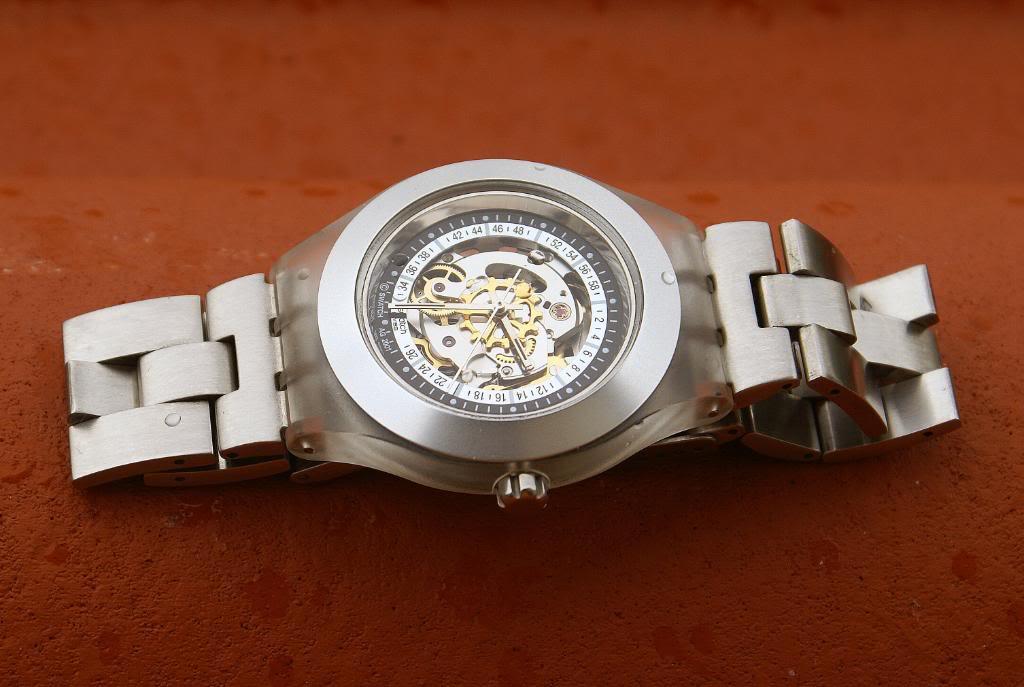 """Swatch """"The club"""" DSC02196"""