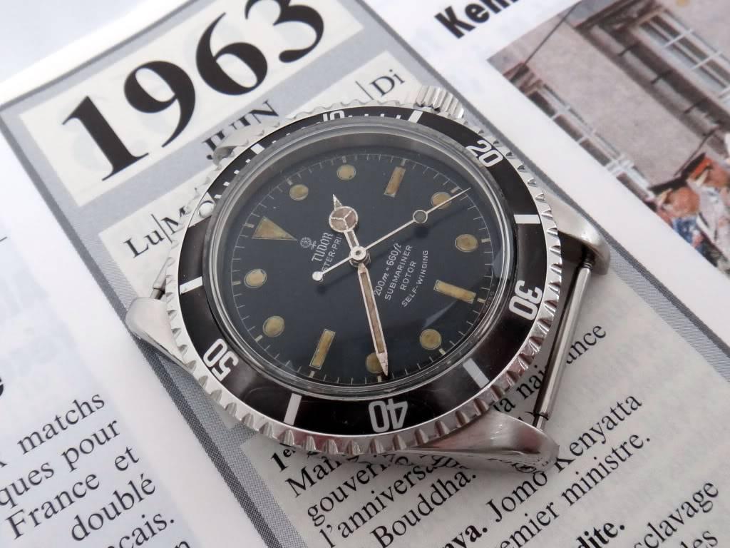 Tudor Submariner 7928, impressions >>> DSC01764