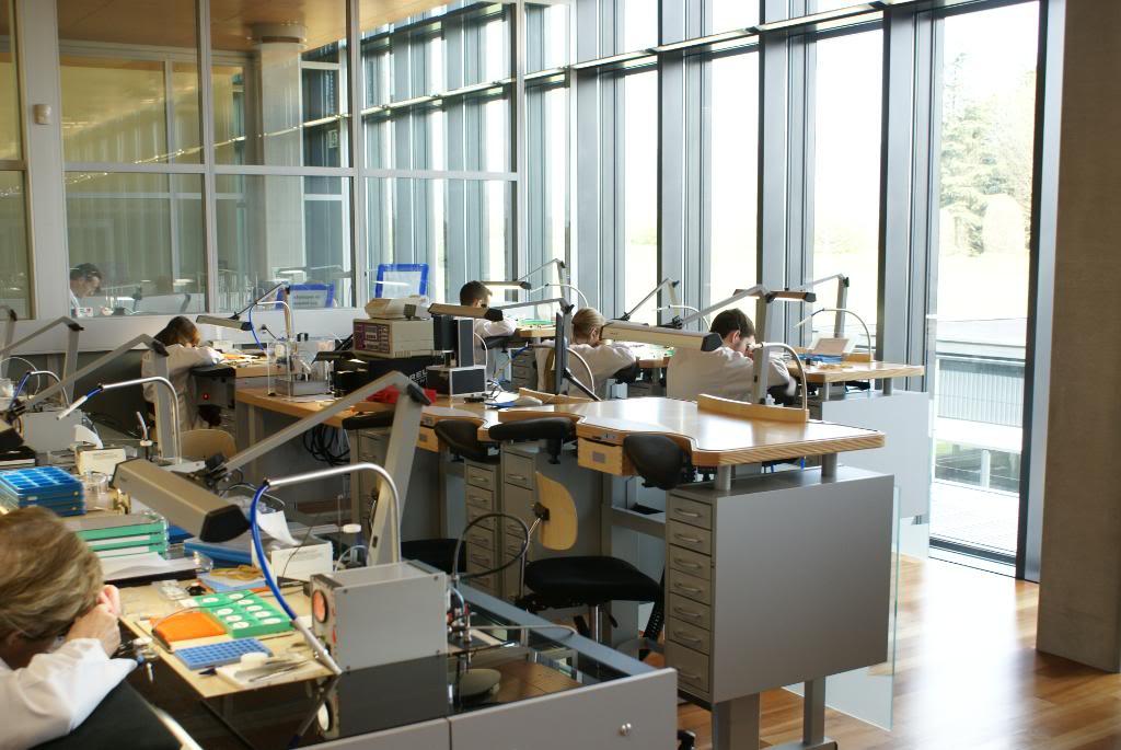 [Visite Manufacture Vacheron Constantin] - Part 1 : La Manufacture DSC09129