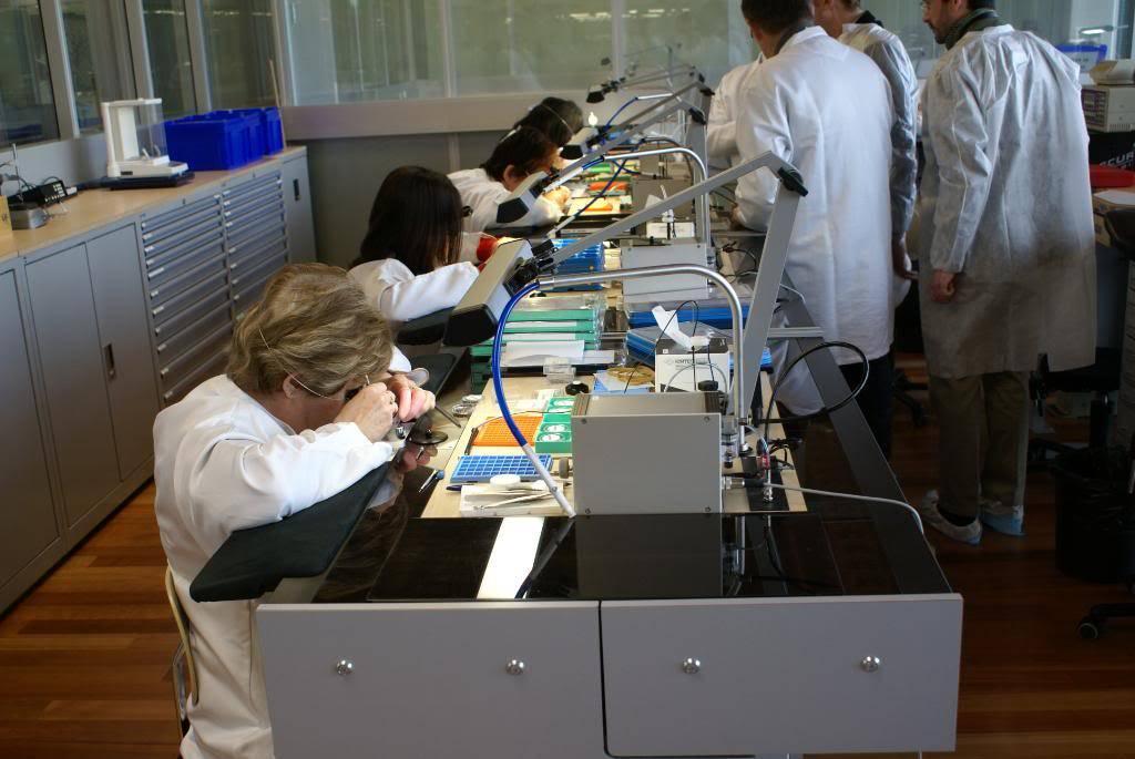 [Visite Manufacture Vacheron Constantin] - Part 1 : La Manufacture DSC09134