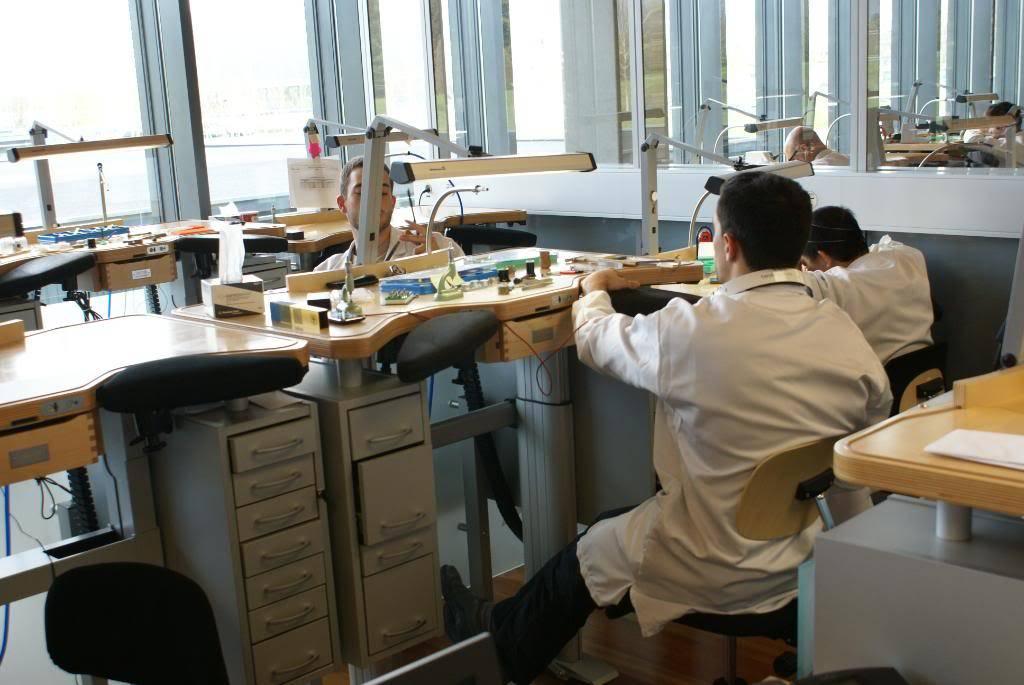 [Visite Manufacture Vacheron Constantin] - Part 1 : La Manufacture DSC09135