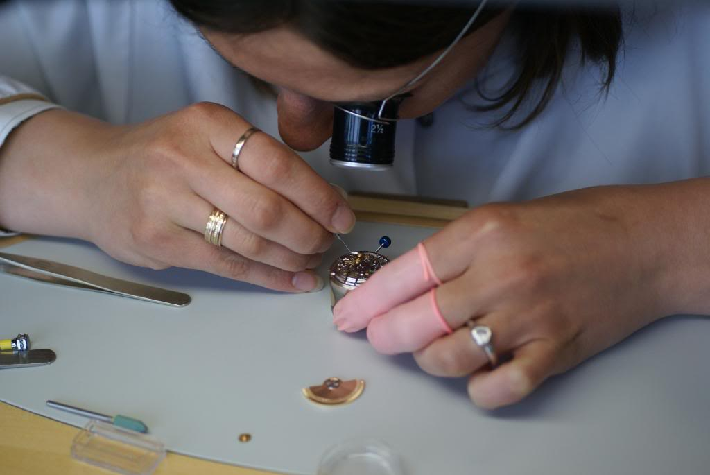 [Visite Manufacture Vacheron Constantin] - Part 1 : La Manufacture DSC09150
