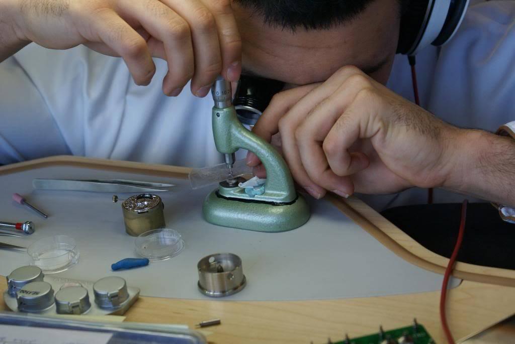[Visite Manufacture Vacheron Constantin] - Part 1 : La Manufacture DSC09152