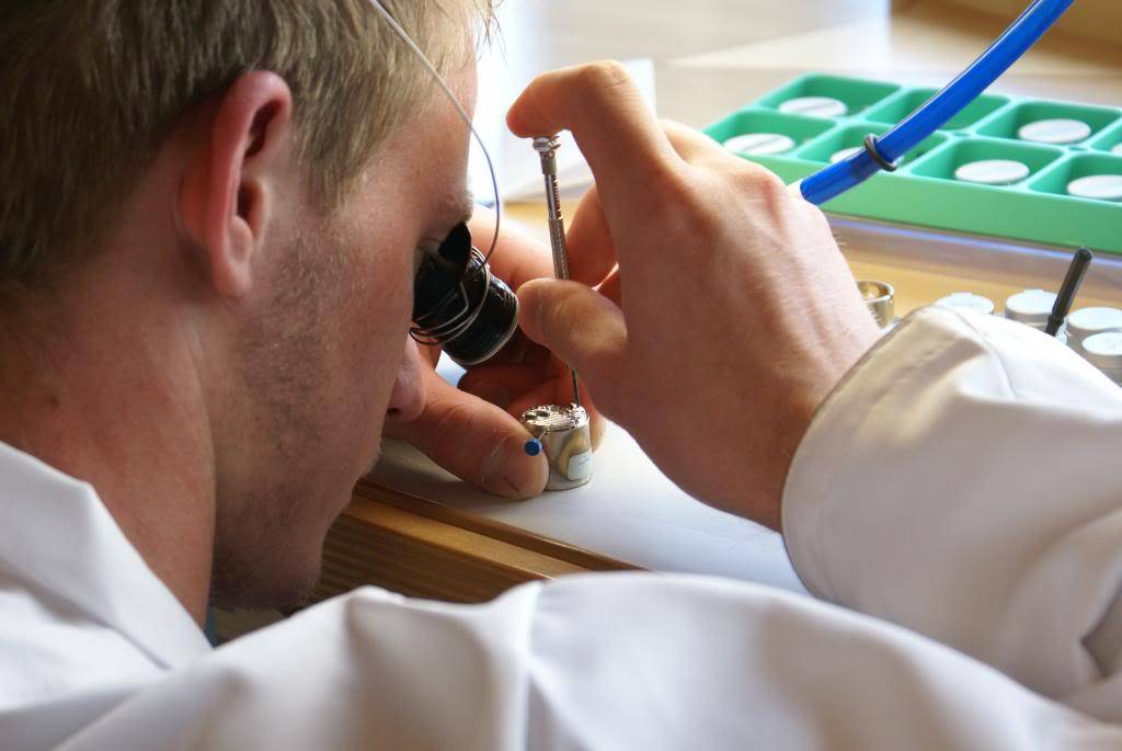 [Visite Manufacture Vacheron Constantin] - Part 1 : La Manufacture DSC09154