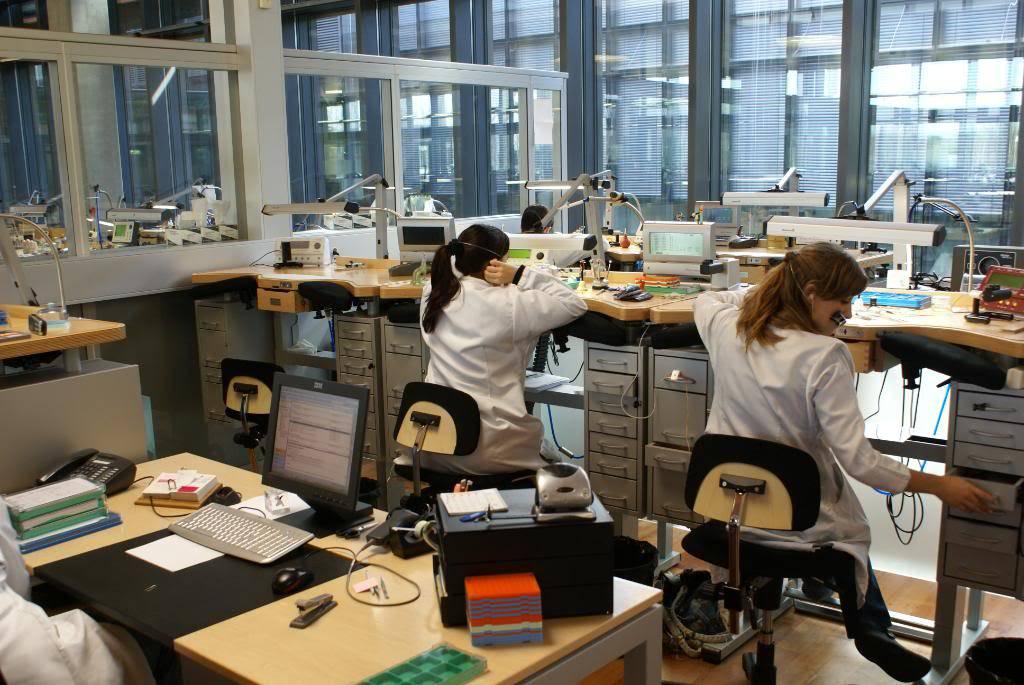 [Visite Manufacture Vacheron Constantin] - Part 1 : La Manufacture DSC09170