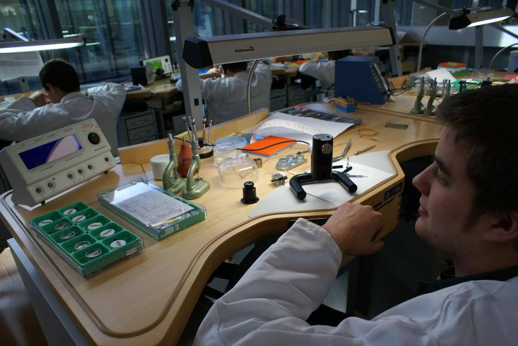 [Visite Manufacture Vacheron Constantin] - Part 1 : La Manufacture DSC09172