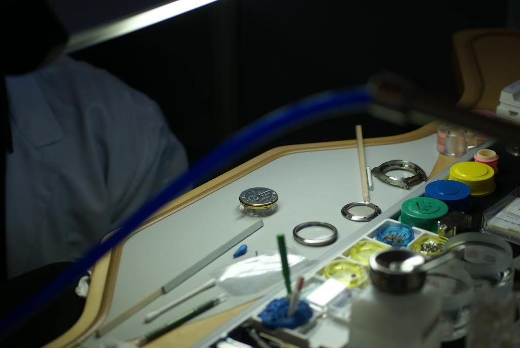 [Visite Manufacture Vacheron Constantin] - Part 1 : La Manufacture DSC09198