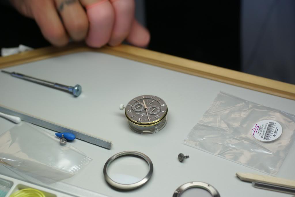 [Visite Manufacture Vacheron Constantin] - Part 1 : La Manufacture DSC09204