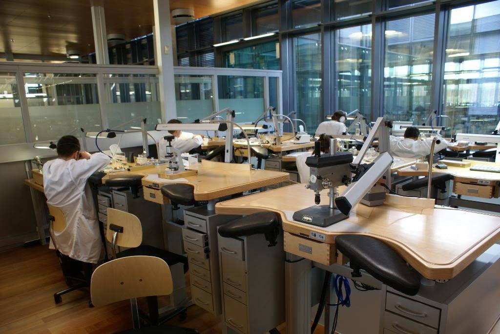 [Visite Manufacture Vacheron Constantin] - Part 1 : La Manufacture DSC09214