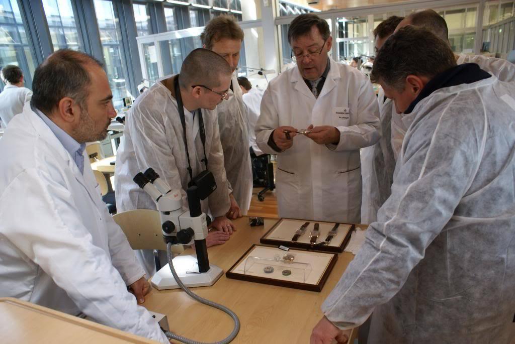 [Visite Manufacture Vacheron Constantin] - Part 1 : La Manufacture DSC09215