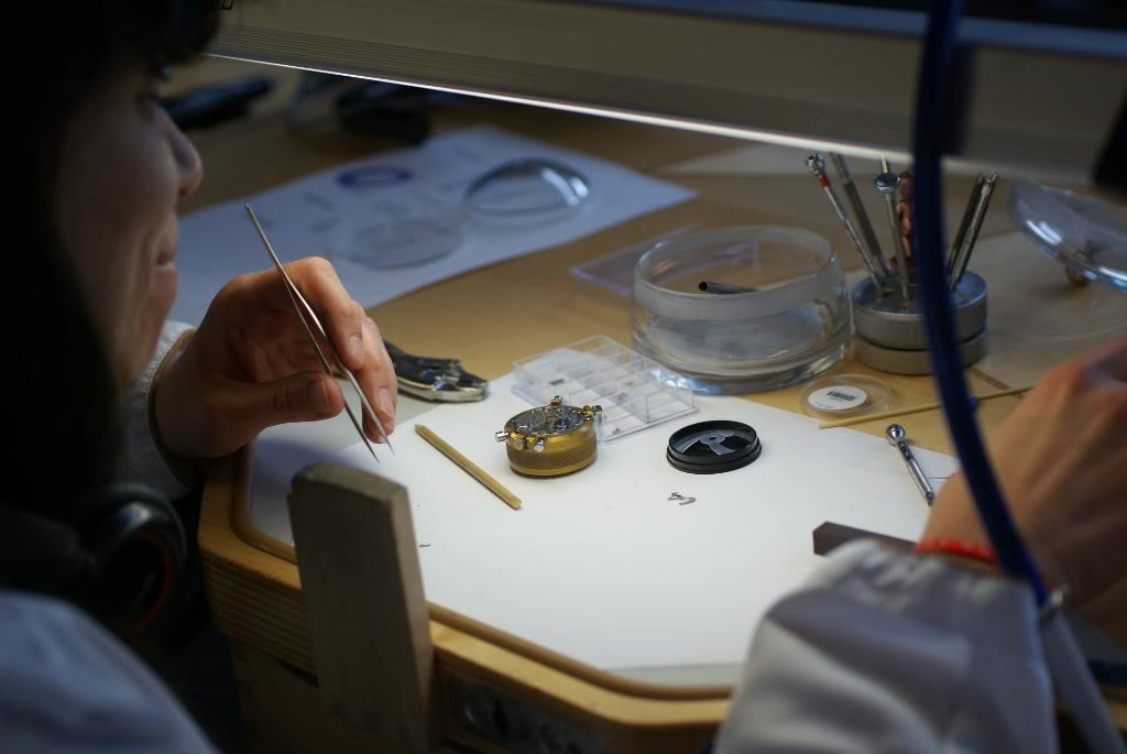 [Visite Manufacture Vacheron Constantin] - Part 1 : La Manufacture DSC09221