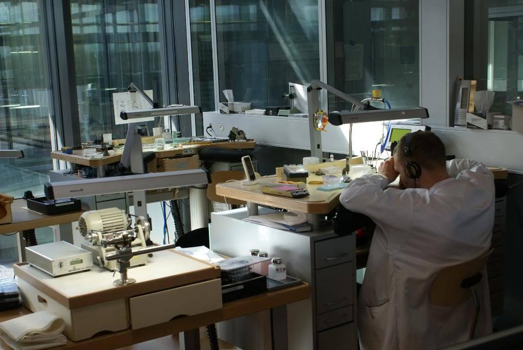 [Visite Manufacture Vacheron Constantin] - Part 1 : La Manufacture DSC09240