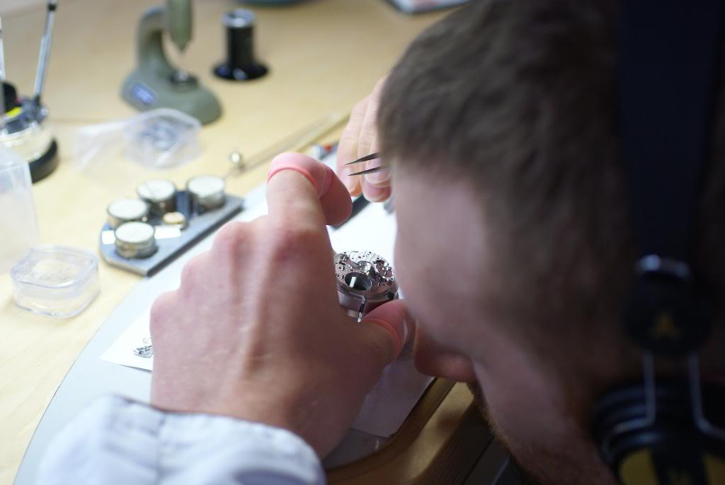 [Visite Manufacture Vacheron Constantin] - Part 1 : La Manufacture DSC09243