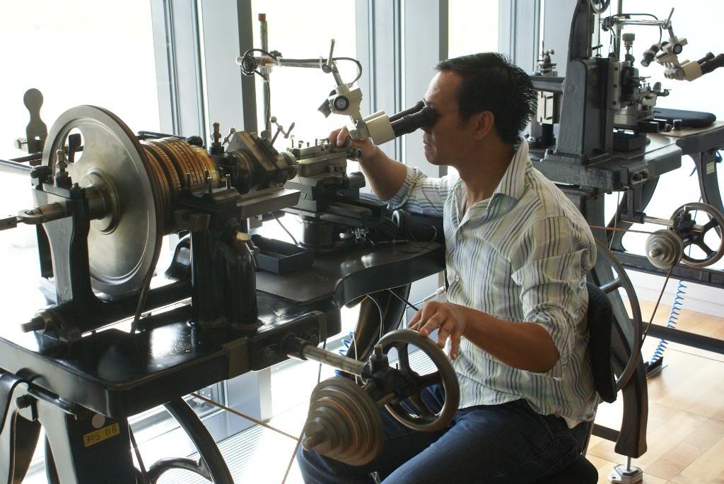 [Visite Manufacture Vacheron Constantin] - Part 1 : La Manufacture DSC09296