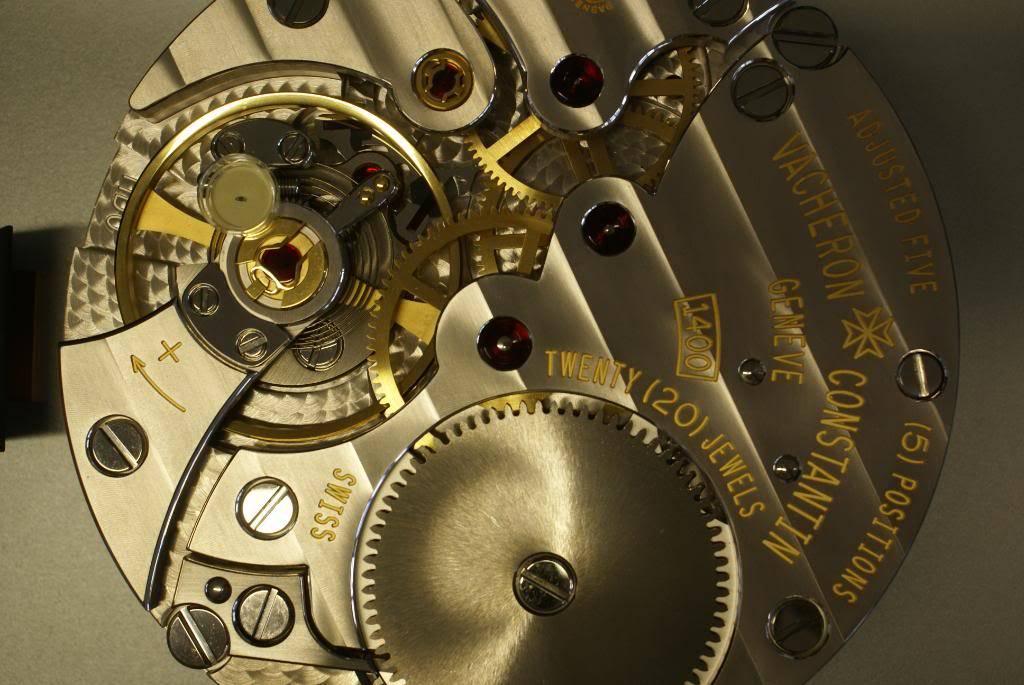 [Visite Manufacture Vacheron Constantin] - Part 1 : La Manufacture DSC09302