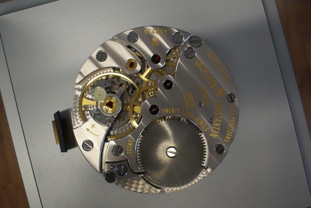 [Visite Manufacture Vacheron Constantin] - Part 1 : La Manufacture DSC09306