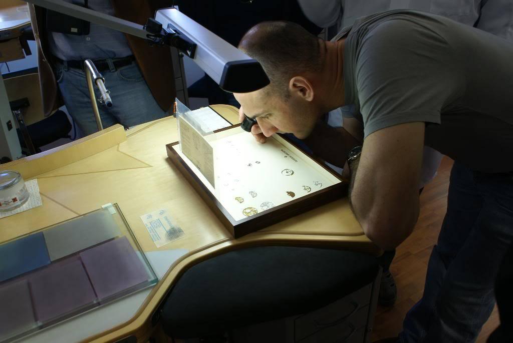 [Visite Manufacture Vacheron Constantin] - Part 1 : La Manufacture DSC09307