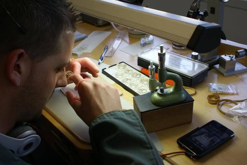 [Visite Manufacture Vacheron Constantin] - Part 1 : La Manufacture DSC09311