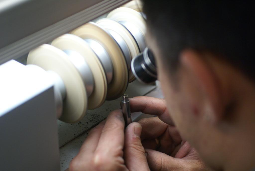 [Visite Manufacture Vacheron Constantin] - Part 1 : La Manufacture DSC09319