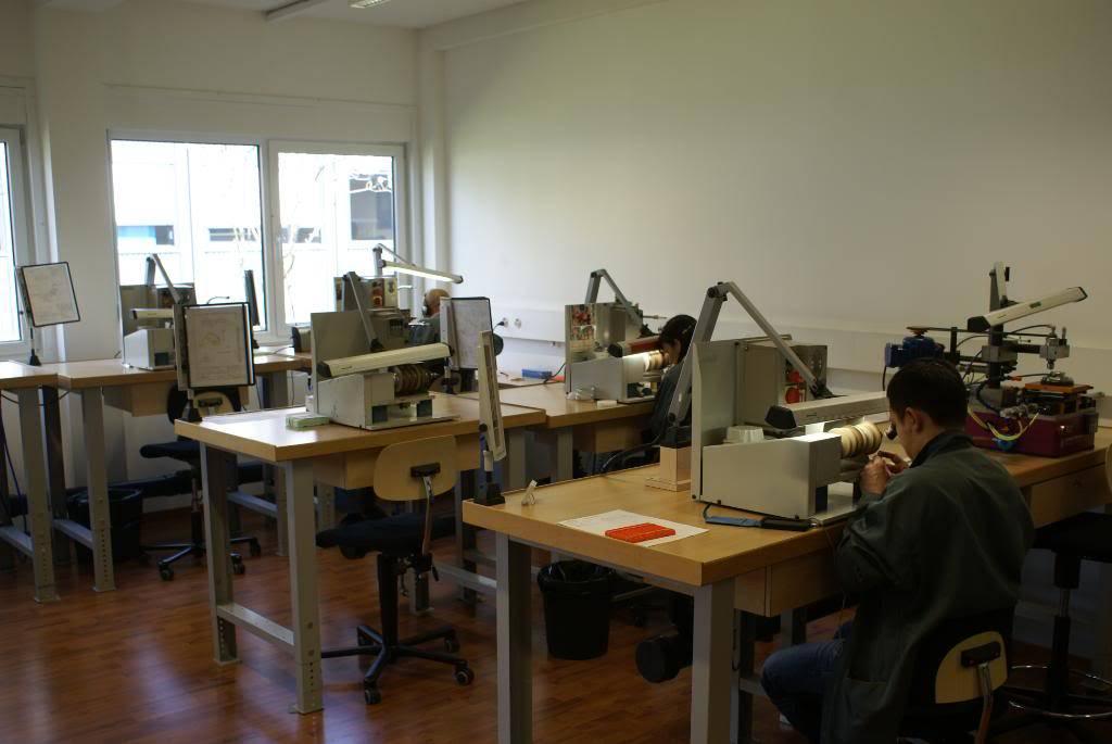 [Visite Manufacture Vacheron Constantin] - Part 1 : La Manufacture DSC09322