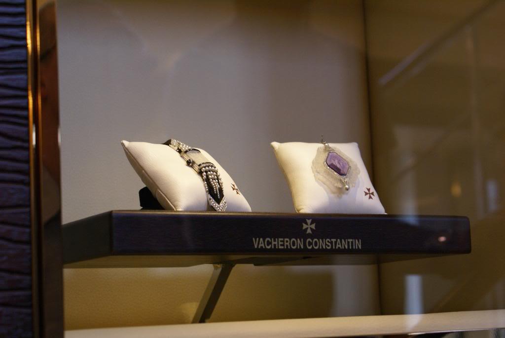 [Visite Manufacture Vacheron Constantin] - Part 3 : Le Musée DSC09487