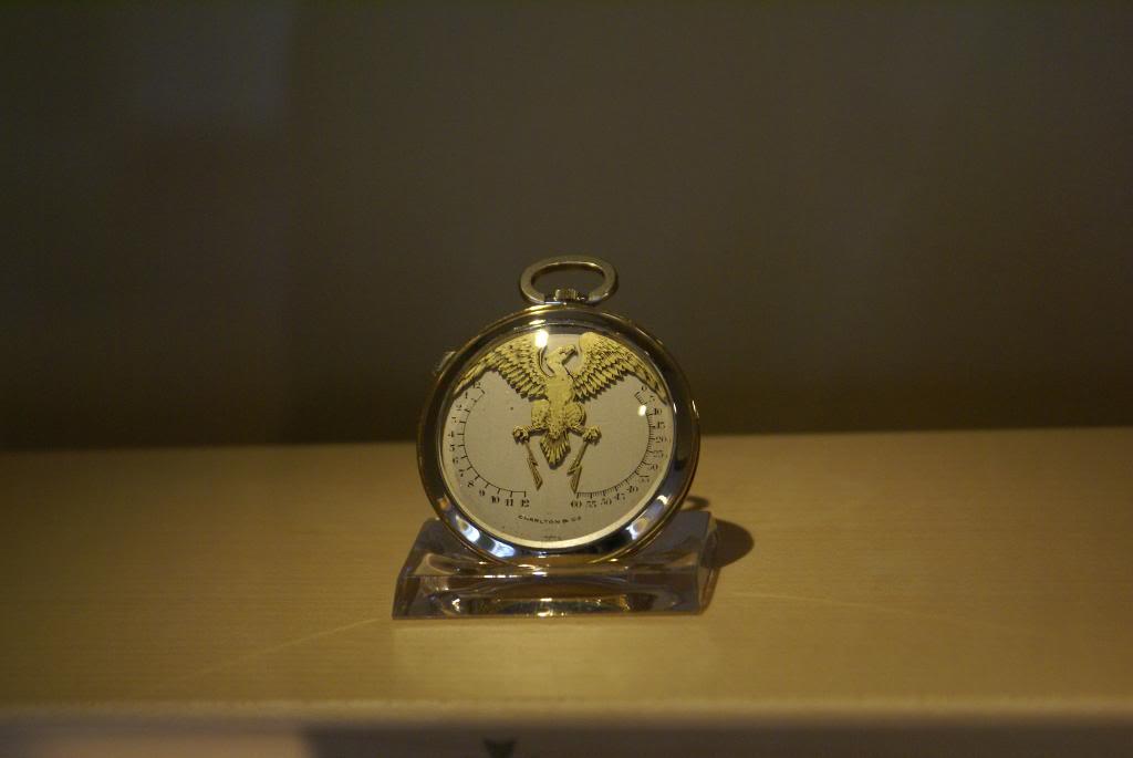 [Visite Manufacture Vacheron Constantin] - Part 3 : Le Musée DSC09494