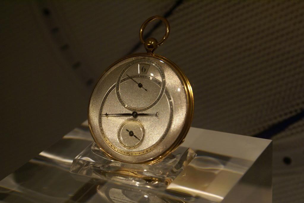 [Visite Manufacture Vacheron Constantin] - Part 3 : Le Musée DSC09503