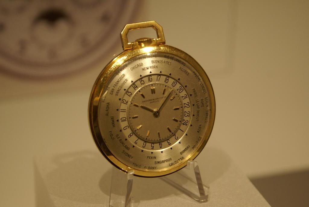 [Visite Manufacture Vacheron Constantin] - Part 3 : Le Musée DSC09518