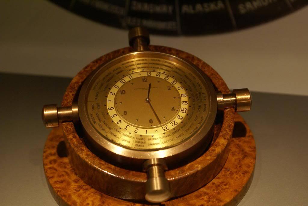 [Visite Manufacture Vacheron Constantin] - Part 3 : Le Musée DSC09522