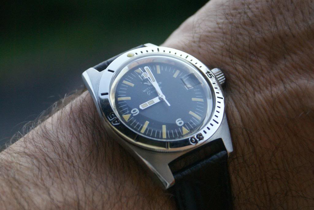 Ma Wittnauer Diver 4000 DSC02248