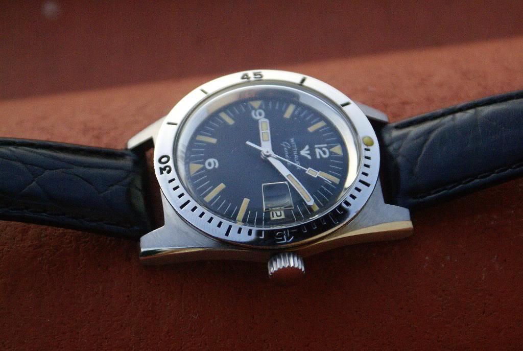 Ma Wittnauer Diver 4000 DSC02254