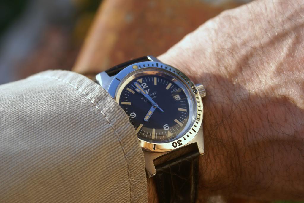 Ma Wittnauer Diver 4000 DSC02261